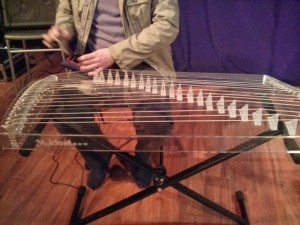 David Sait's Guzheng audiopollination 16.2