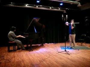 Ben Sirois (violin) / Avesta Nakhaei (piano)